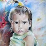 Petite Fille de Tahiti