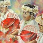 Mamas de Polynésie
