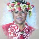 Homme de Tahiti