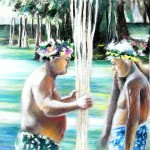 Guerriers Maori