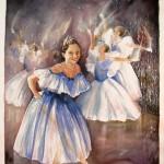 Petite Danseuse Française
