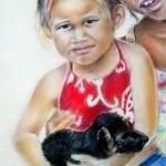 Enfants de Tahiti