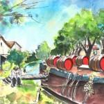 Mandirac/Narbonne – Vieille Péniche