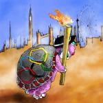 La tortue olympique