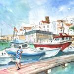 Peniscola – Le Port 01
