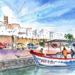 Peniscola – Le Port 03