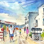 Peniscola – La Vieille Ville 04