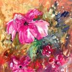 Rose Coquine