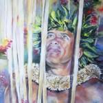 Guerrier Maori