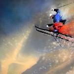 Saut à Skis