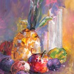 Ananas et Autres Fruits
