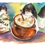 Tolède – Les Nonnes Patissières 01