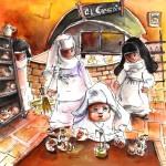 Tolède – Les Nonnes Patissières 02