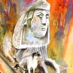 Le Sphinx de Petraion