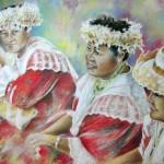 Mamas de Tahiti