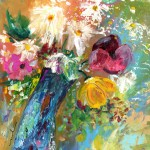 Bouquet avec Marguerites