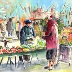 La Camargue – Vendeur de Légumes