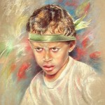 Jeune Guerrier Maori