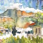 El Albir – Vue de Mon Balcon
