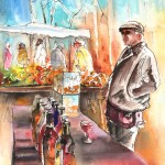 La Camargue – Vendeur de Vin