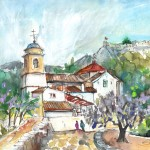 Xativa – Une Église