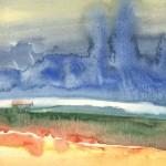 Tard L'après-midi en Peinture 44