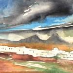 Paysage de Lanzarote 01