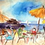 Papagayo Beach Bar
