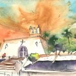 Playa Blanca – Église
