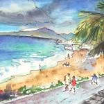 Puerto Carmen – Plage