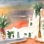 Puerto Carmen – Coucher de Soleil 02