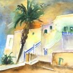 Puerto Carmen – Coucher de Soleil 03