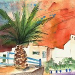 Puerto Carmen – Coucher de Soleil 01