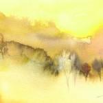 L'Aube en Peinture