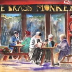 The Brass Monkey à Howth