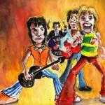 Les Rolling Stones à Salamanque