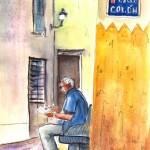 Rue de Christophe Colomb