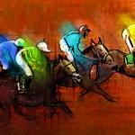 Course de Chevaux 01