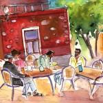 Cafe à Las Palmas