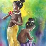 Les Deux Petites Princesses