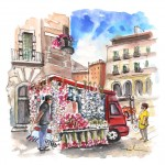 La Sicile en Peinture