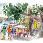 Promenade à Ortigia