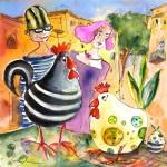Les Poulets de Taormina