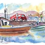 Le Port de Trapani