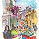 Festivité de Rue à Noto