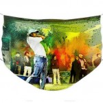 Golf Mask 08