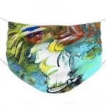 Golf Mask 09