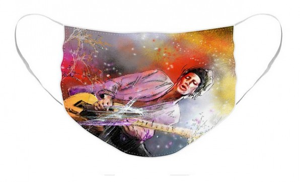 Masques de Musique Artistiques